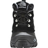 The North Face Chilkat Lace II Boots Youth tnf black/zinc grey